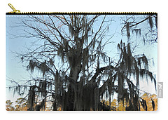 Carry-all Pouch featuring the photograph Flint River 13 by Kim Pate
