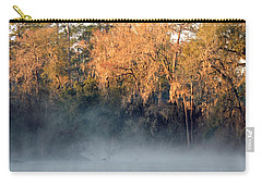 Carry-all Pouch featuring the photograph Flint River 14 by Kim Pate
