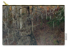 Carry-all Pouch featuring the photograph Flint River 15 by Kim Pate