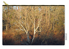 Carry-all Pouch featuring the photograph Flint River 16 by Kim Pate