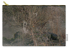 Carry-all Pouch featuring the photograph Flint River 19 by Kim Pate