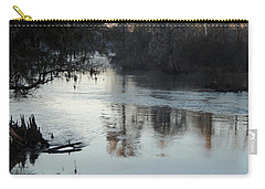 Carry-all Pouch featuring the photograph Flint River 20 by Kim Pate