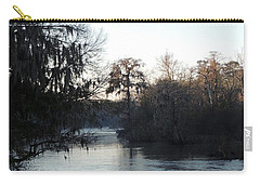Carry-all Pouch featuring the photograph Flint River 23 by Kim Pate