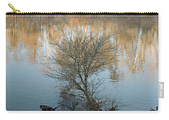 Carry-all Pouch featuring the photograph Flint River 24 by Kim Pate