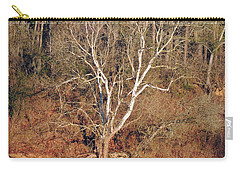 Carry-all Pouch featuring the photograph Flint River 25 by Kim Pate