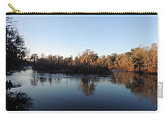 Carry-all Pouch featuring the photograph Flint River 26 by Kim Pate