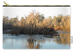 Carry-all Pouch featuring the photograph Flint River 27 by Kim Pate