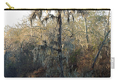 Carry-all Pouch featuring the photograph Flint River 30 by Kim Pate