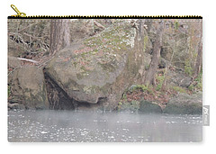 Carry-all Pouch featuring the photograph Flint River 5 by Kim Pate