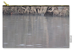 Carry-all Pouch featuring the photograph Flint River 6 by Kim Pate