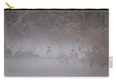 Carry-all Pouch featuring the photograph Flint River 7 by Kim Pate