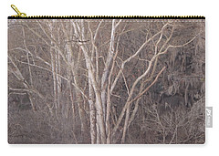 Carry-all Pouch featuring the photograph Flint River 9 by Kim Pate
