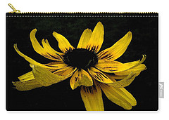 Black Eyed Susan Suspense Carry-all Pouch