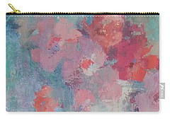 Floating Flowers Painting Carry-all Pouch