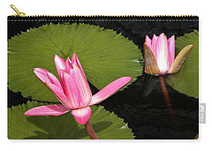 Floating Carry-all Pouch by Jean Goodwin Brooks