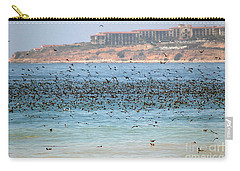 Flocking At Terranea Carry-all Pouch