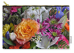 Floral Bouquet 6 Carry-all Pouch