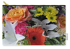 Floral Bouquet 7 Carry-all Pouch