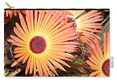 Carry-all Pouch featuring the photograph Floral by Cathy Mahnke