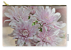 Carry-all Pouch featuring the photograph Floral Dream by Michelle Meenawong