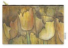 'floral Fruition' Carry-all Pouch
