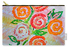 Floralen Traum Carry-all Pouch