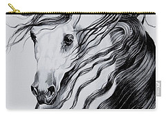 Florentino Constantnoble-what Dreams Are Made Of Carry-all Pouch by Cheryl Poland