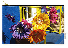 Flores Colores Carry-all Pouch