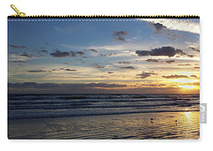 Carry-all Pouch featuring the photograph Florida Sunrise by Ally  White