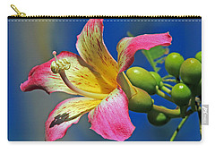 Floss Silk Bloom Carry-all Pouch