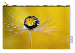 Flower And Seed Carry-all Pouch