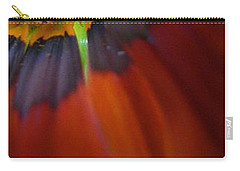 Carry-all Pouch featuring the photograph Flower by Andy Prendy