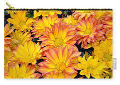 Flower  Carry-all Pouch by Gandz Photography