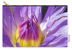 Flower Garden 70 Carry-all Pouch by Pamela Critchlow