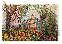 Flower Garden Series 02 Carry-all Pouch