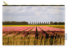 Flower My Bed Carry-all Pouch