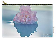 Flower On Water Carry-all Pouch