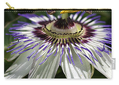 flower-Passionfruit Carry-all Pouch