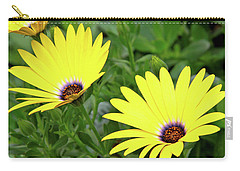 Flower Power Carry-all Pouch by Ed  Riche