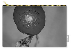 Carry-all Pouch featuring the photograph Flower Unknown by Ron White