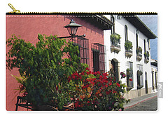 Flower Wagon Antigua Guatemala Carry-all Pouch