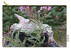 Flowering Stump Carry-all Pouch