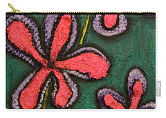 Flowers 4 Sydney Carry-all Pouch by Shawn Marlow