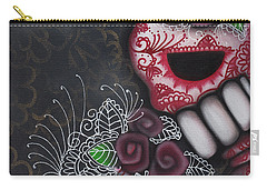 Flowers For The Dead II Carry-all Pouch