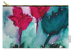 Flowers For Trees Carry-all Pouch