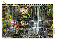 Flowing Falls Carry-all Pouch by Dave Files