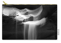 Flowing Sand In Antelope Canyon Carry-all Pouch