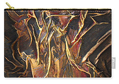 Flowing Tree Woman Carry-all Pouch