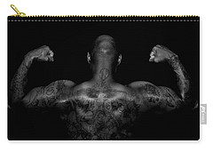 Body Art Carry-all Pouch