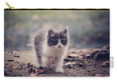 Fluffy Cuteness Carry-all Pouch